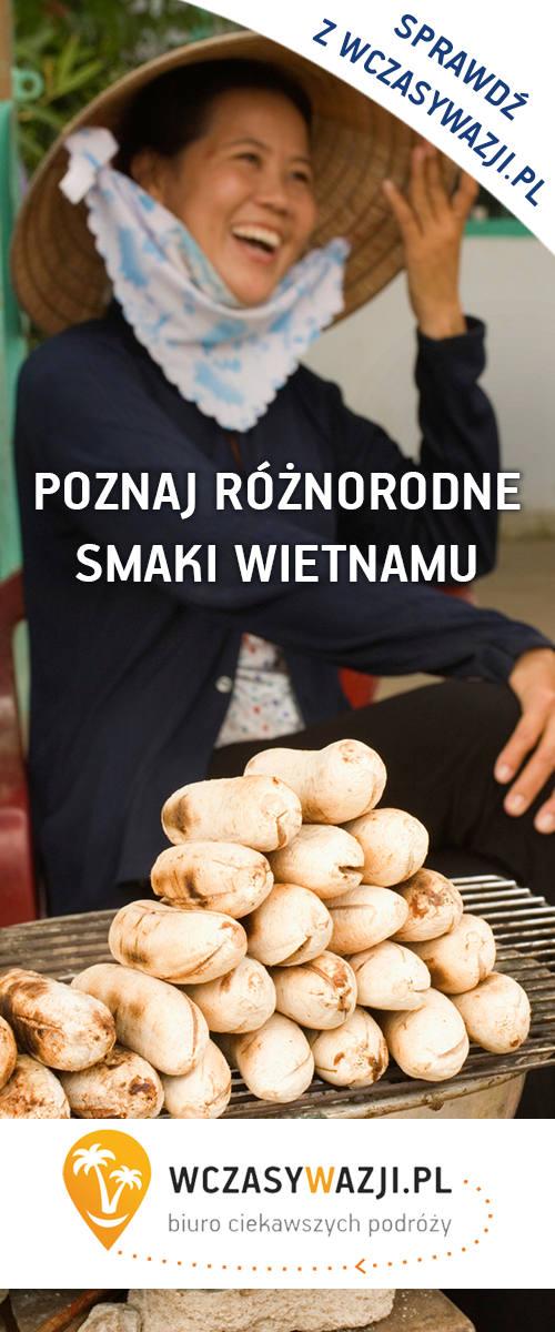 Wakacje w Wietnamie. Wyjazdy do Wietnamu z Wczasywazji.pl