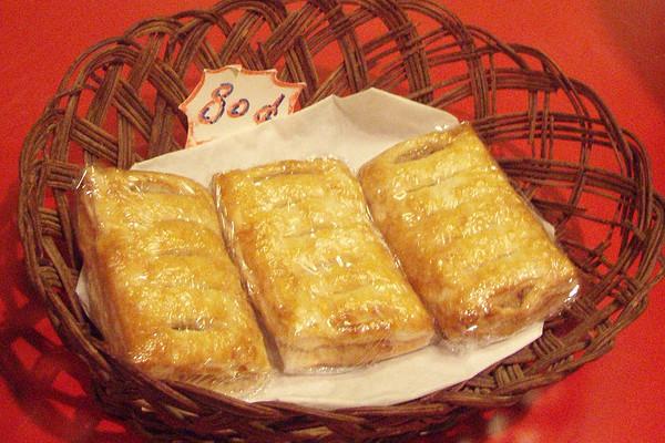 Struklji Tradycyjne Chorwackie Danie Kuchnia Chorwacka