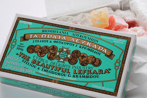 Słodkie Przysmaki Prosto Z Cypru