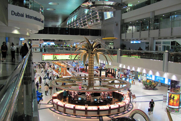 Dubaj | Dubai International Airport