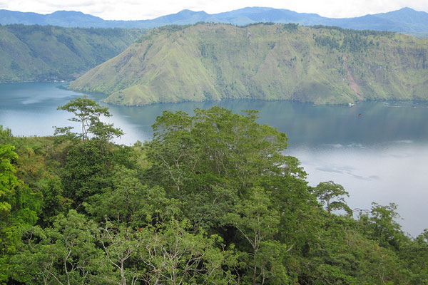 Indonezja | Toba Lake