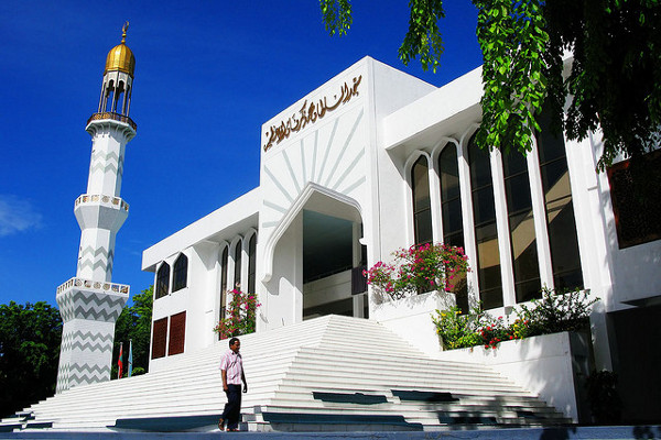 Malediwy | Meczet The Grand Friday Mosque